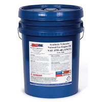 AMSOIL Synthetic Vehicular Natural Gas Engine Oil