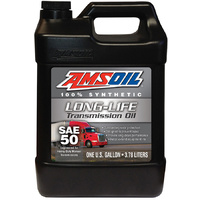 AMSOIL SAE 50 Long-Life Synthetic Transmission Oil 1x GALLON (3.78L)